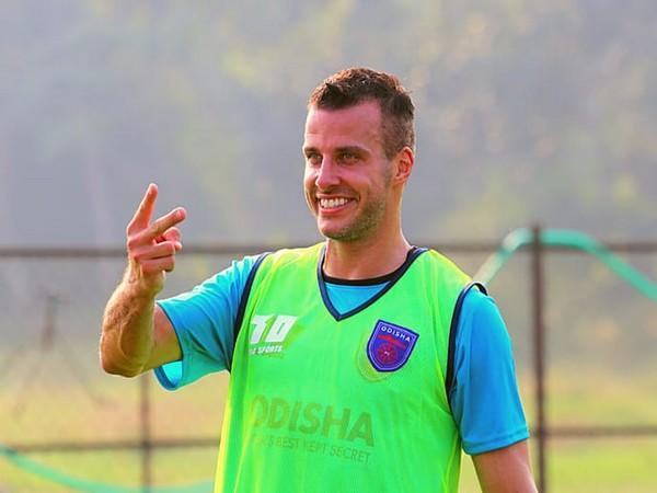 Steven Taylor to lead Odisha FC in upcoming ISL (Photo/ Odisha FC)