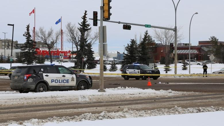 Three Edmonton police officers on leave after involvement in serious shootings
