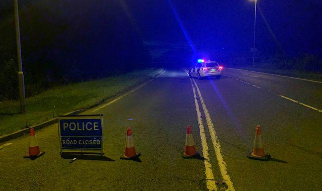 Van driver arrested after man and woman die and two children hurt in head-on crash in Cambridgeshire