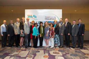 Public Health Leaders Honored by APHL