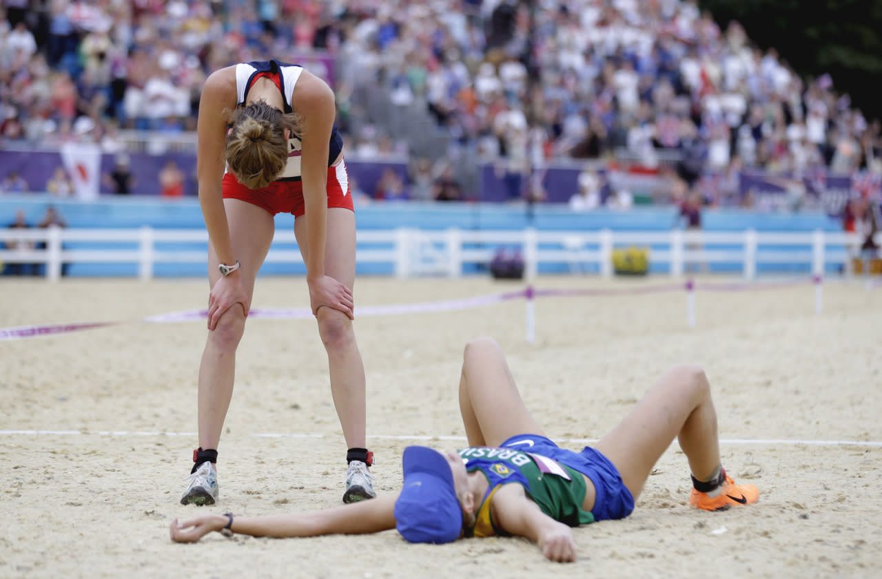 <p><b>Reason: </b>The U.S. is the country with the most medals in pentathlon without a gold with nine (six silver, three bronze), but nobody has medaled since 2000, when Emily deRiel won the silver in Sydney. The high medal count is a tad misleading though, because before then, it had been 40 years since an American won a medal (other than a few team medals, which is no longer part of the competition). They've been frustratingly close however, as in 2012, Margaux Isaksen came in fourth place, narrowly missing out of the podium in heartbreaking fashion. <br /></p><p><b>2. Field Hockey</b></p>