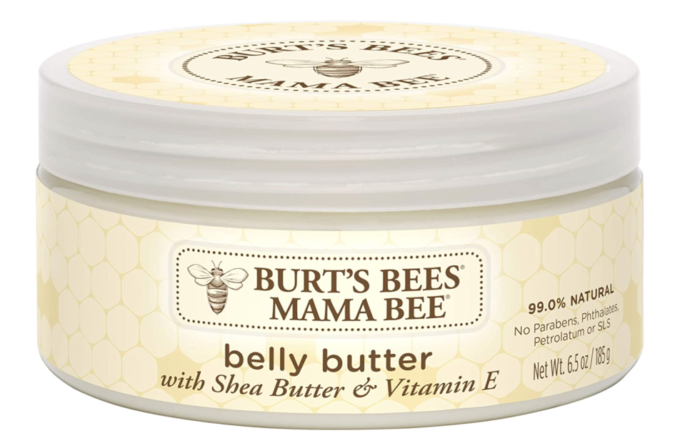 Burt's Bees Mama Bee Belly Butter (Photo via Amazon)