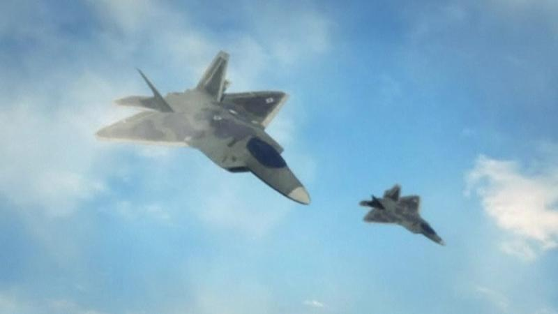 NORAD scrambles fighter jets after Russian bombers spotted near California