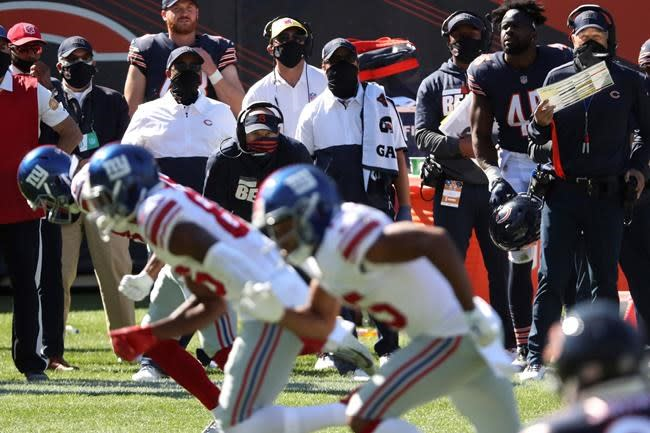 Bears not making it easy on themselves despite 2-0 record