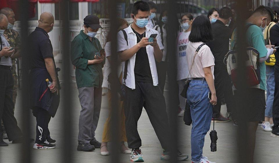There are concerns over privacy and data security amid the AI roll-out. Photo: AP