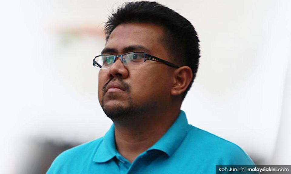 'Syed Saddiq sounds like cheap cybertooper, mimicking PN leaders attacking Anwar'