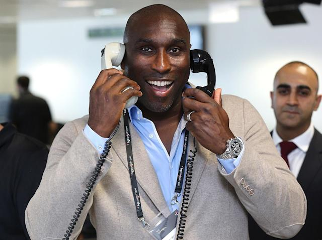 Sol Campbell describes himself as 'one of the greatest minds in football' after missing out on Oxford job