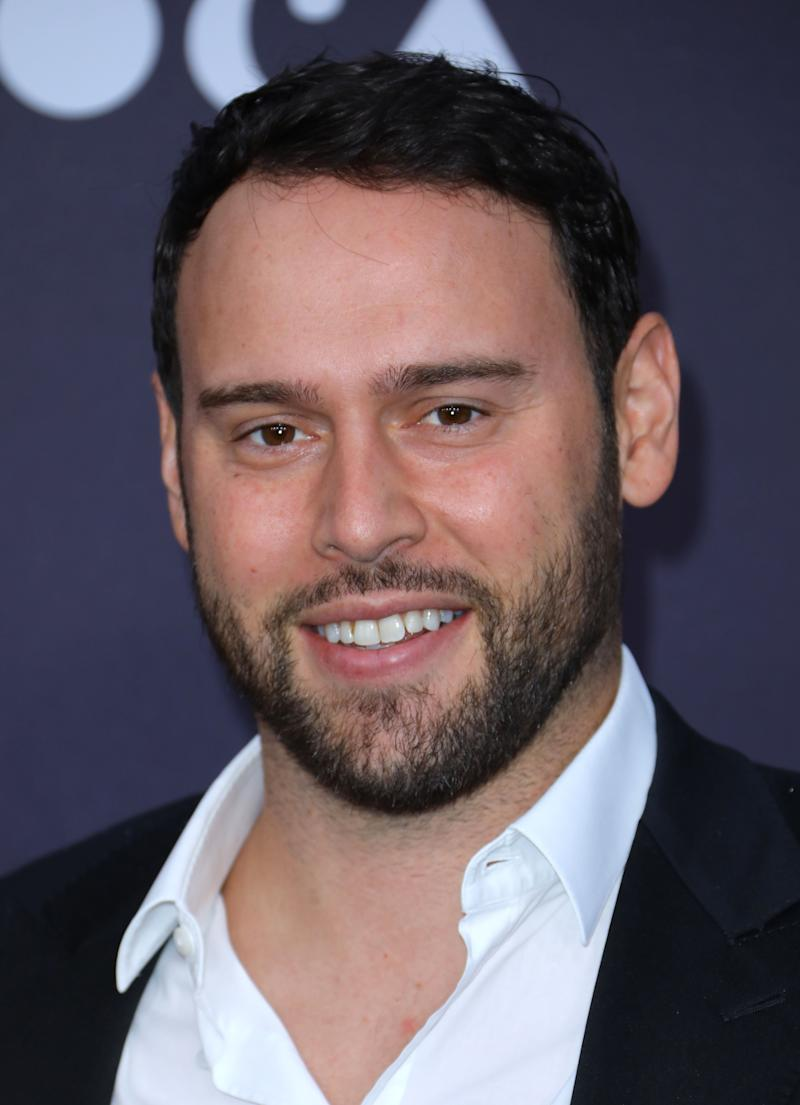 Scooter Braun (Photo: JC Olivera via Getty Images)