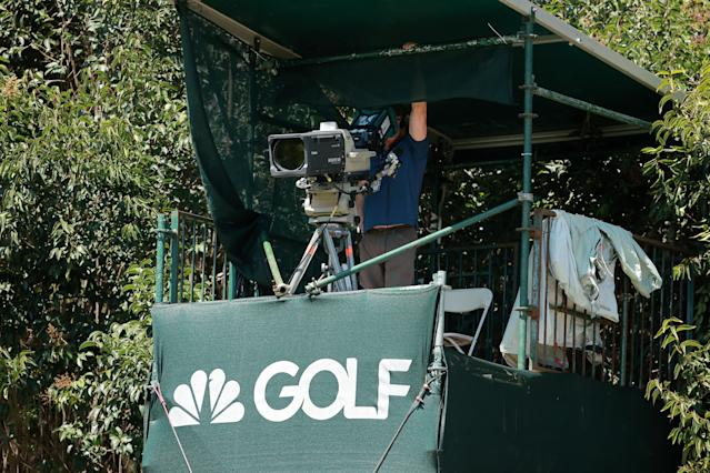 Golf's going to be on your TV for a long time. (Photo by Hector Vivas/Getty Images)
