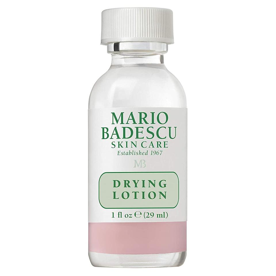 <p><span>Mario Badescu Drying Lotion</span> ($12, originally $17)</p>