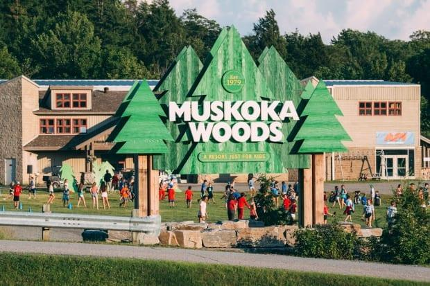 Muskoka Woods summer camp in Rosseau, Ont., says it found another positive case outside of the original cohort and has canceled its fifth week. (Google Maps - image credit)