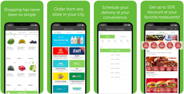 Online Grocery Delivery in the Philippines - Metromart
