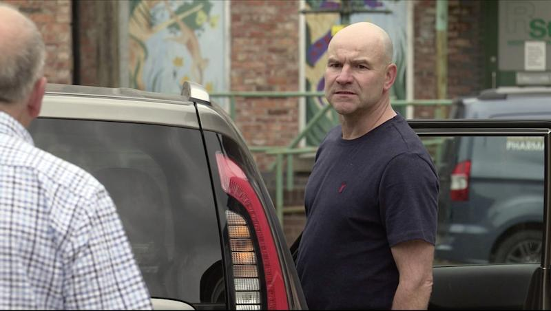 Coronation Street's Geoff loses Tim's support, and 8 more soap moments this week