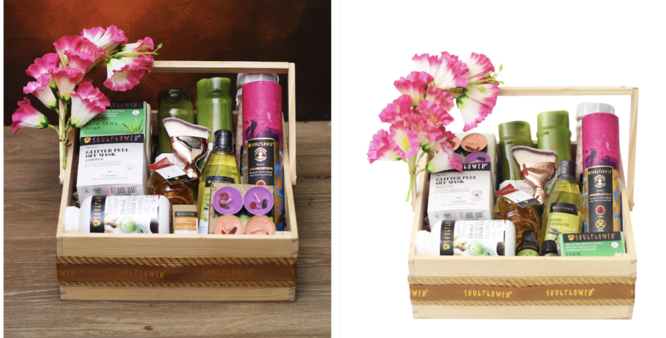 Discover Natural Beauty & Personal Care Set