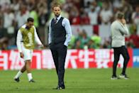 <p>Gareth Southgate relfects on coming so close, yet so far at the World Cup </p>