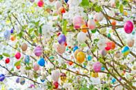 <p>Today, you'll often see folks bringing the tradition indoors by hanging handmade ornaments from foraged branches arranged in vases or pots. Read on for some ideas on how to make your own. </p>