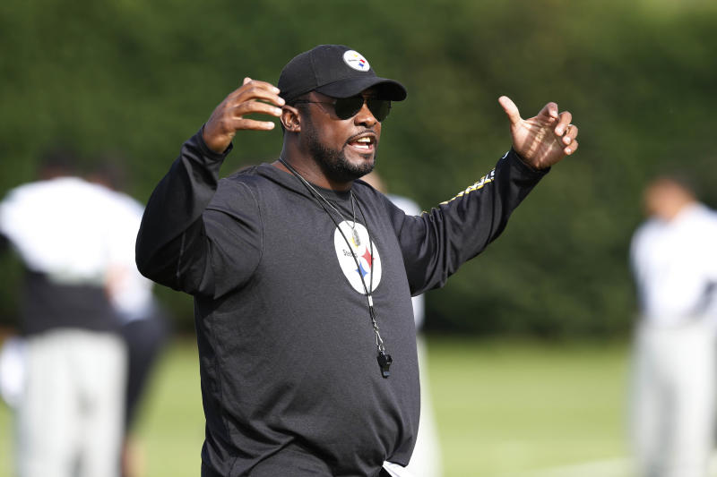 Steelers attempting to remain upbeat