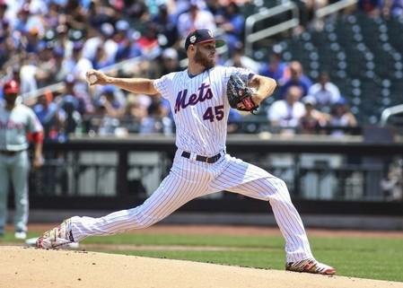 Red Sox, Yanks ask Mets about Wheeler