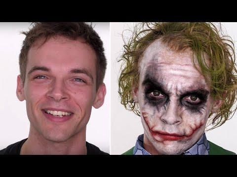 """<p>If your sweetie still prefers Heath Ledger's Joker to more recent takes by Joaquin Phoenix or Jared Leto, this look is the one for him.</p><p><a class=""""link rapid-noclick-resp"""" href=""""https://www.amazon.com/Mehron-Makeup-Latex-Based-Bald/dp/B00JWX8RWE/ref=asc_df_B00JWX8RWE/?tag=syn-yahoo-20&ascsubtag=%5Bartid%7C10050.g.34087783%5Bsrc%7Cyahoo-us"""" rel=""""nofollow noopener"""" target=""""_blank"""" data-ylk=""""slk:SHOP BALD CAPS"""">SHOP BALD CAPS</a></p><p><a href=""""https://www.youtube.com/watch?v=C0T_GnZyT6U"""" rel=""""nofollow noopener"""" target=""""_blank"""" data-ylk=""""slk:See the original post on Youtube"""" class=""""link rapid-noclick-resp"""">See the original post on Youtube</a></p>"""