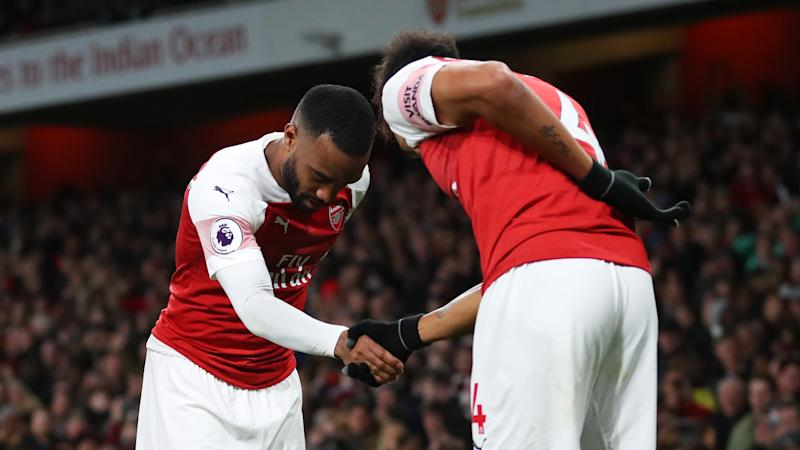 Arsenal legend Wright tells Emery he has to start four players with 'firepower'