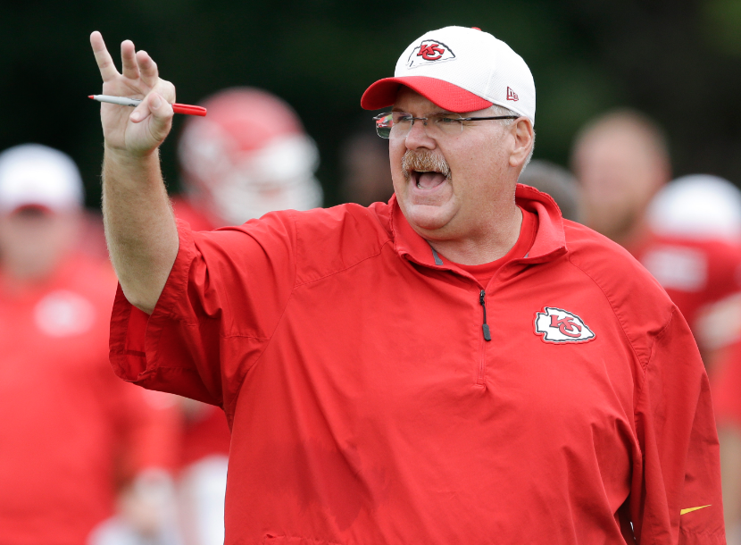 WIll the well-rested Chiefs go off against Oakland?