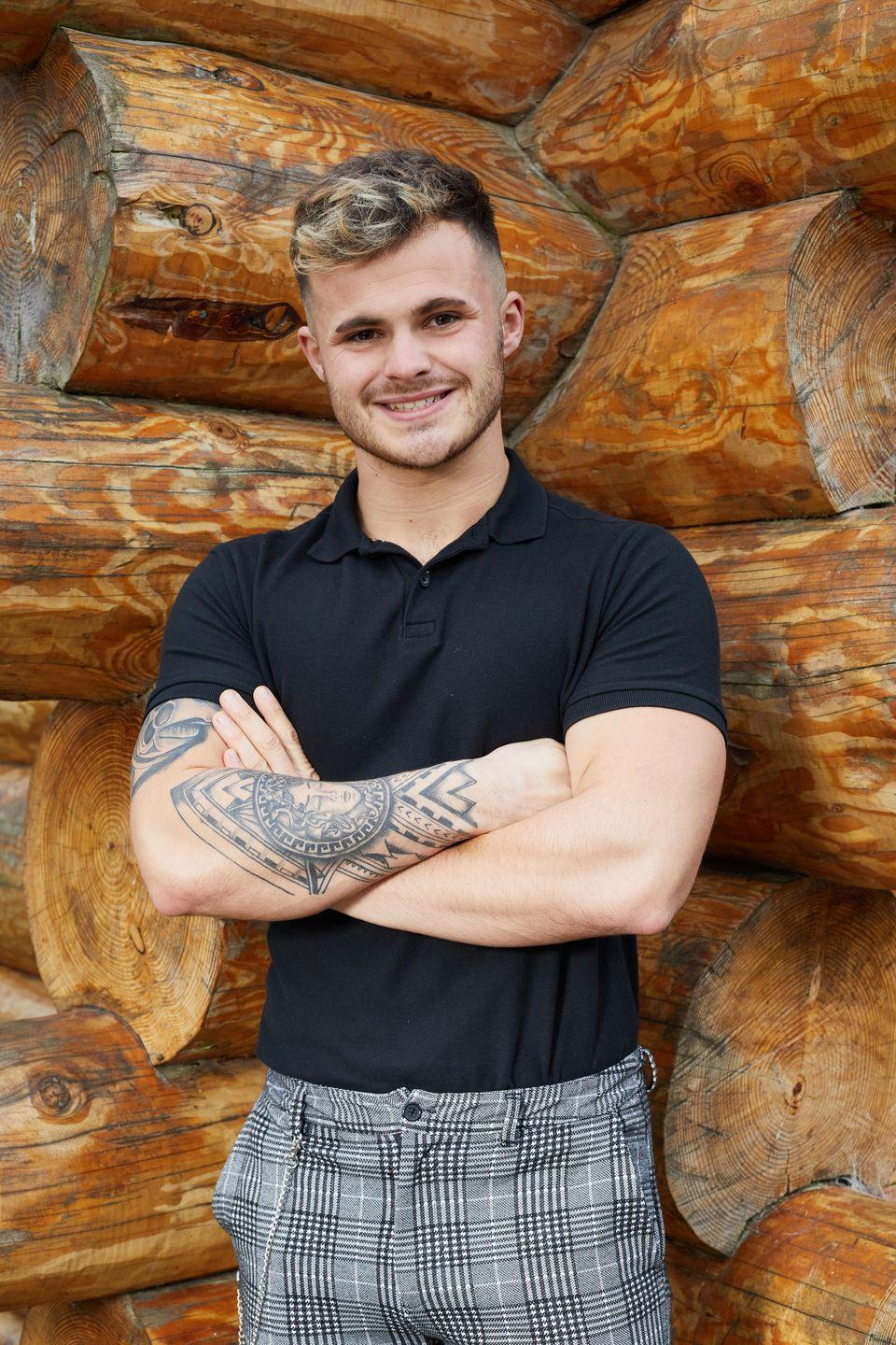 "<p>Joel is 22 years old and from Swansea. He works as a bin man.</p><p>He says he's not concerned about dating on camera, insisting: ""You've just got to be yourself. Just don't think about it, your mindset is on your date.""</p><p>On his celebrity crush, Joel revealed: ""Lucie Donlan from Love Island. I was like, 'Oh my god, she surfs!' I just like girls who do any sports activities.""</p>"