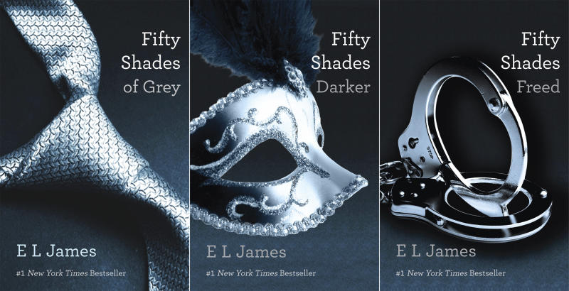 Books-Fifty Shades Pulisher