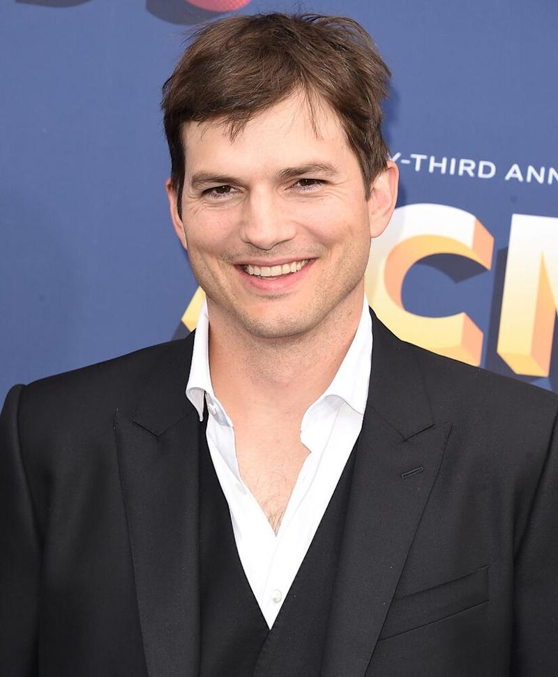 Ashton Kutcher | J. Merritt/Getty