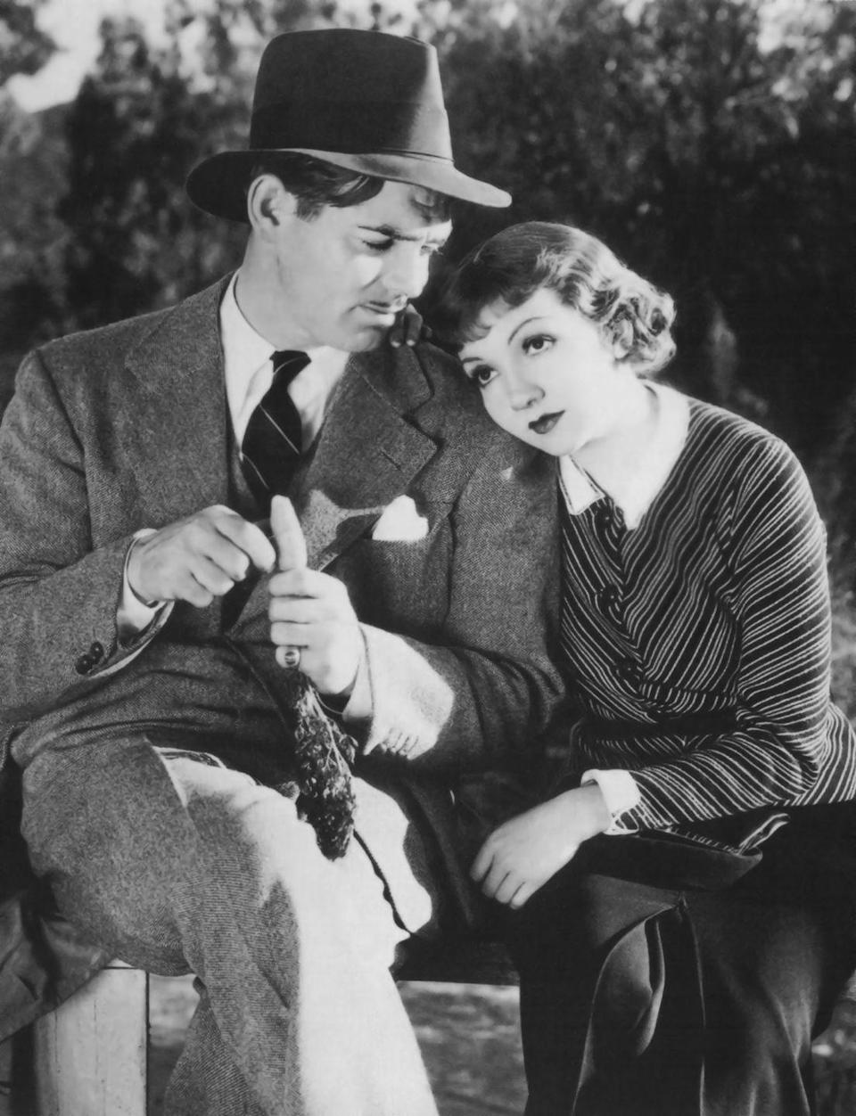 """<p>If you consider yourself a rom-com aficionado, then you'll especially appreciate one of the earliest and most defining installments of the genre. Clark Gable and Claudette Colbert play a wise-cracking reporter and a spoiled heiress who meet on a bus headed for New York, and begin a journey of non-stop banter. The dialogue in <em>It Happened One Night </em>crackles, proving with each sentence that Ellie and Peter are a match. In addition to being a delight, <em>It Happened One Night </em>is also the first movie to win the """"big five"""" awards at the Academy Awards.</p><p><a class=""""link rapid-noclick-resp"""" href=""""https://www.amazon.com/gp/video/detail/amzn1.dv.gti.4aa9f75c-9968-b5a5-6262-1177a415a141?autoplay=1&ref_=atv_cf_strg_wb&tag=syn-yahoo-20&ascsubtag=%5Bartid%7C10072.g.33383086%5Bsrc%7Cyahoo-us"""" rel=""""nofollow noopener"""" target=""""_blank"""" data-ylk=""""slk:Watch Now"""">Watch Now</a></p>"""