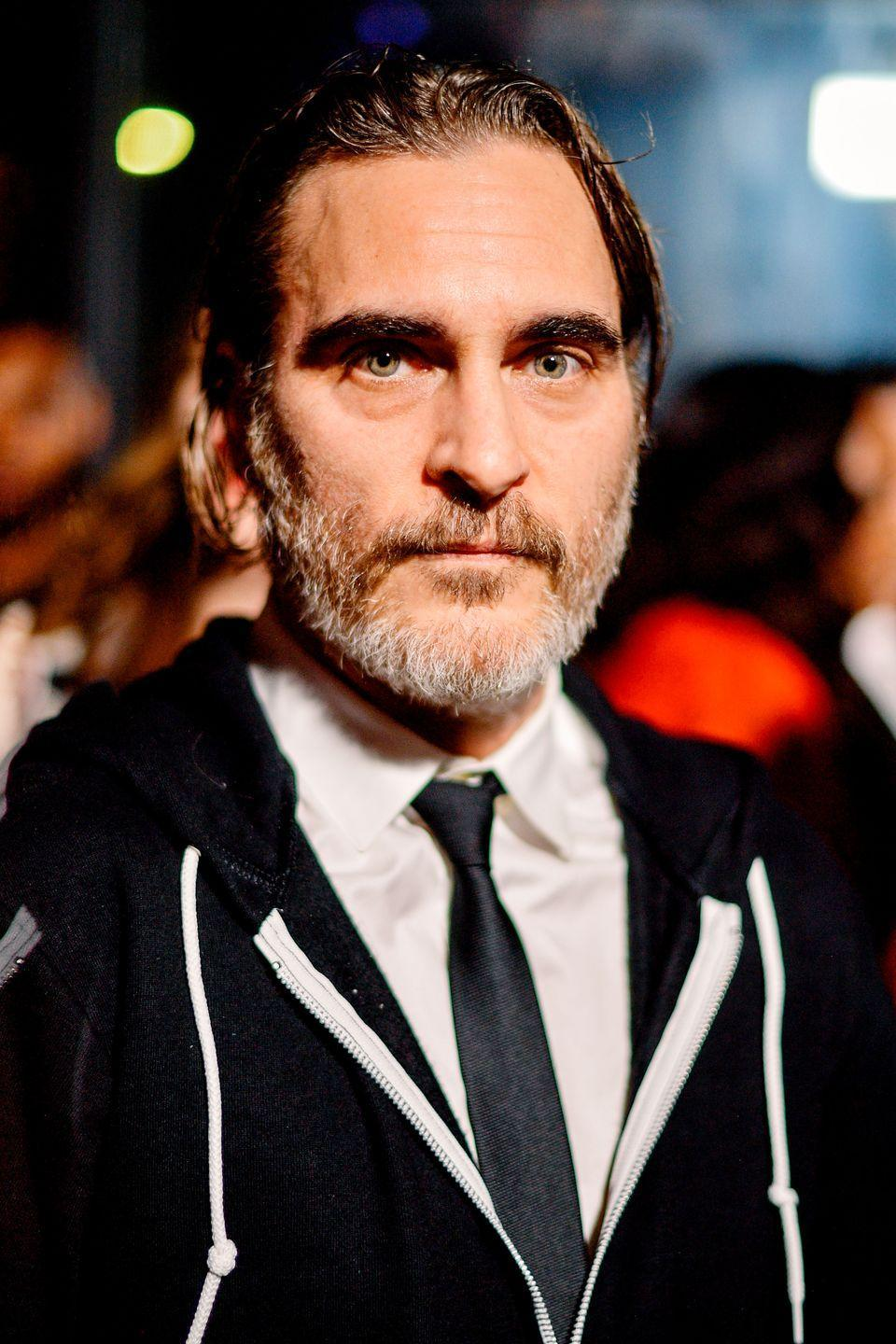 "<p><strong>Born</strong>: Joaquín Rafael Bottom<strong><br></strong></p><p>Before Joaquin Phoenix was Joaquin Phoenix, he was Joaquín Rafael... Bottom. Yep, Joaquin spent the first few years of his life as a member of the Bottom family, until his parents left their religious group and <a href=""https://www.digitalspy.com/showbiz/a787625/youll-never-guess-what-joaquin-phoenixs-real-name-is/"" rel=""nofollow noopener"" target=""_blank"" data-ylk=""slk:chose Phoenix"" class=""link rapid-noclick-resp"">chose Phoenix</a> as the new family surname.</p>"