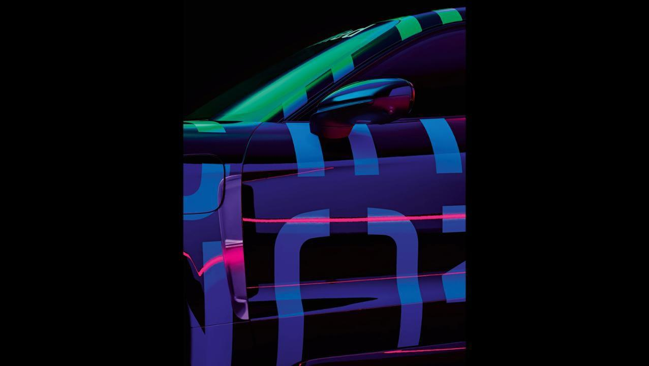 <p>While the new electric sedan is still covered in camouflage, this does mark the first time Porsche has shown official photos of the non-concept version of the car.</p>