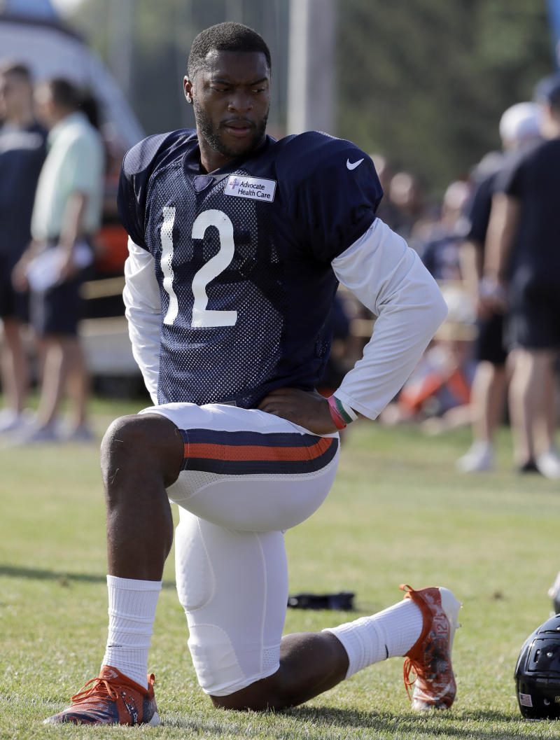 best service fe2d9 c5ce3 Bears' Allen Robinson hitting stride earlier this time