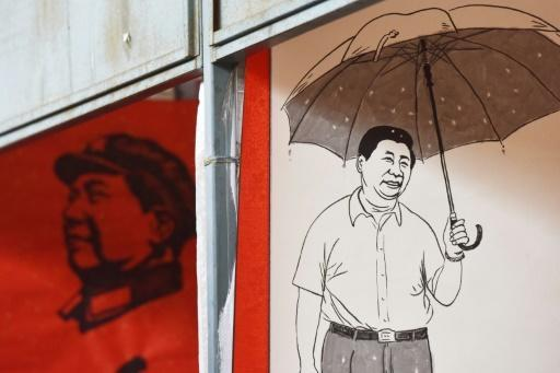 <p>China cracks down on spoofs of 'Communist heroes'</p>