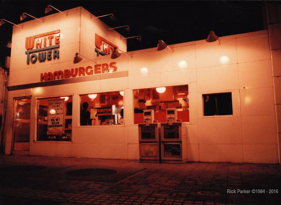 White Tower hamburgers