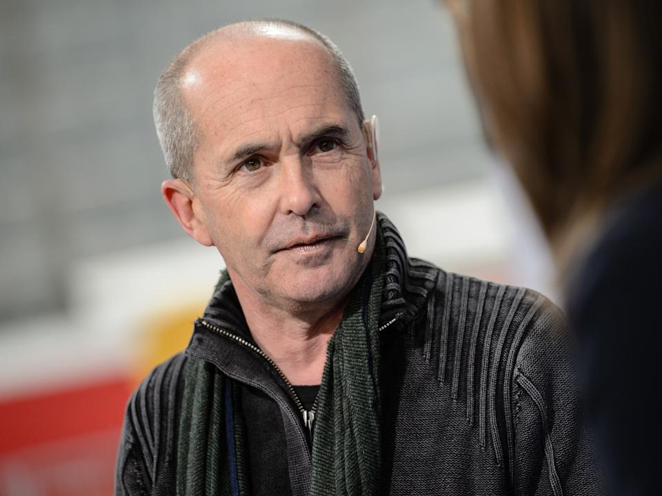 American author Don Winslow is seen during the Leipzig Book Fair 2016 on 18 March 2016 in Leipzig, Germany (Jens Schlueter/Getty Images)