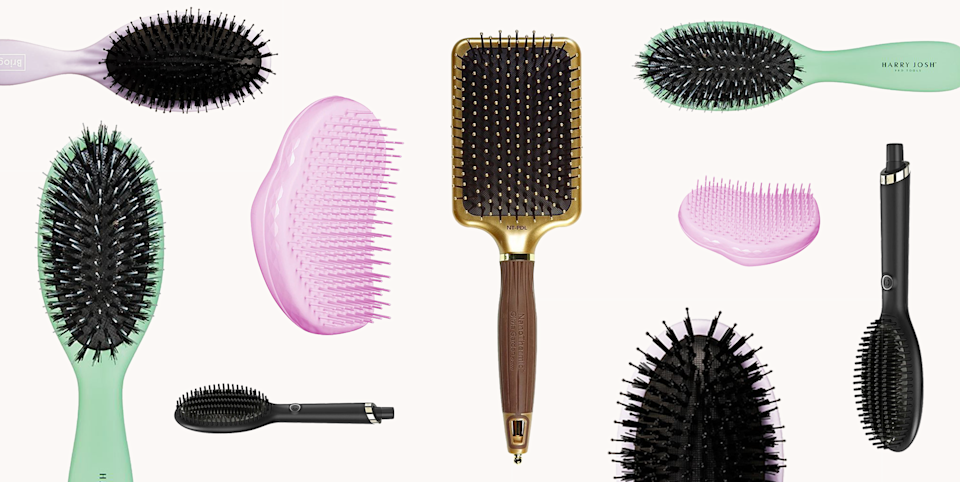 "<p class=""body-dropcap"">Until recently, I only owned and used <em>one</em> hair brush because I thought that's all I needed. A brush is a brush, right? Umm, actually, nope! Not at all. Brushes aren't a one-size-fits-all thing. <strong>Depending on the shape, bristle placement, and bristle texture, hair brushes do wildly different things for wildly different <a href=""https://www.cosmopolitan.com/style-beauty/beauty/a31956130/hair-types/"" rel=""nofollow noopener"" target=""_blank"" data-ylk=""slk:hair types"" class=""link rapid-noclick-resp"">hair types</a>.</strong> Basically, the more brushes you have in your drawer, the better your <a href=""https://www.cosmopolitan.com/style-beauty/beauty/a26023901/best-hair-products-cosmo-awards/"" rel=""nofollow noopener"" target=""_blank"" data-ylk=""slk:hair"" class=""link rapid-noclick-resp"">hair</a> will look. So take it from me—a former hair-brush minimalist—and get yourself a few different options tailored to your hair type from this list of the 13 best hair brushes. Your hair will thank you.</p>"