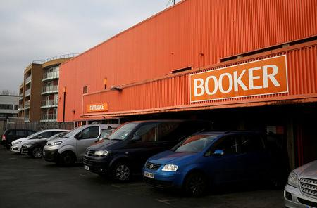 Booker delivers 'best ever' sales and profits