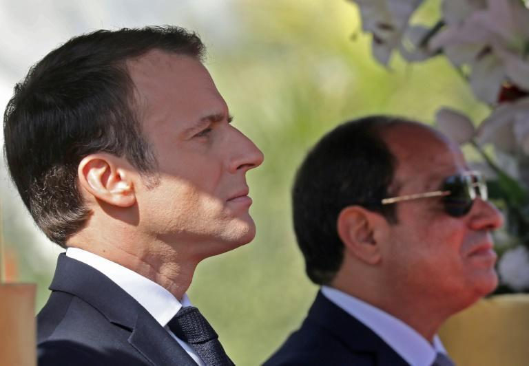 France's close relationship with Egypt at a time when Cairo stands accused of serial human rights violations has concerned activists