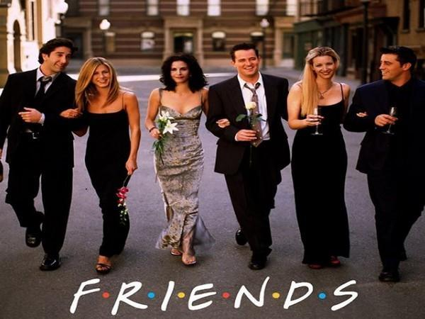 Poster of 'Friends' (Image source: Instagram)