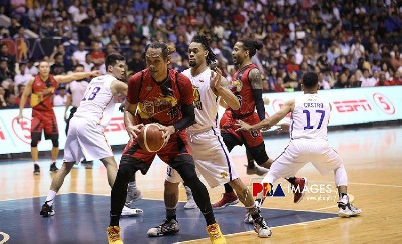 Fajardo, Pogoy to join Gilas in SEA Games