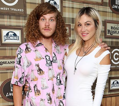 Blake Anderson Workaholics Star Welcomes Baby Girl Mars Ilah With Wife Rachael Finley
