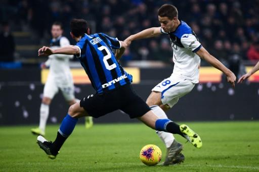 Robin Gosens scored his second goal in as many league game to equalise for Atalanta