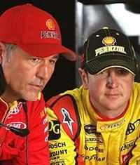 Kurt Busch had a successful, but contentious relationship with crew chief Steve Addington