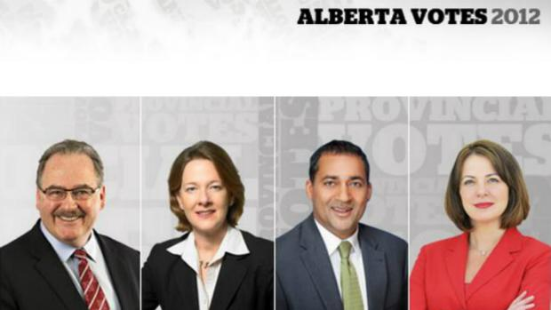 The Alberta party leader's debate starts at 6:30 p.m. Thursday. Sign up for an email reminder below.