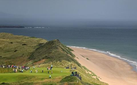 Royal Portrush - Credit: PA