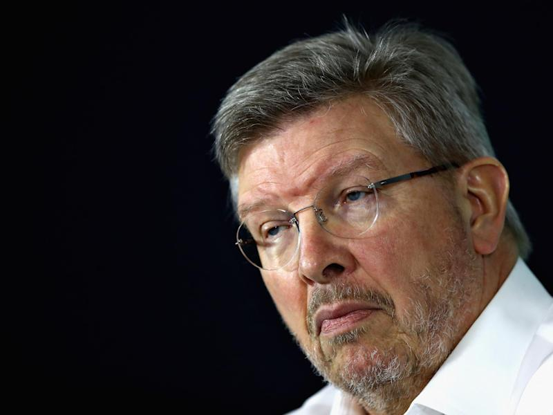 Brawn has taken on the role of Formula 1's motorsport managing director: Getty
