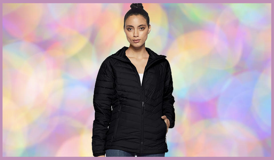 Snag cold-weather essentials, like this ultra-warm jacket. (Photo: Amazon)