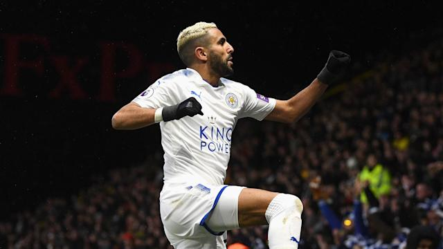 The African stars have been selected for individual accolades following their impressive performances for the Foxes this campaign