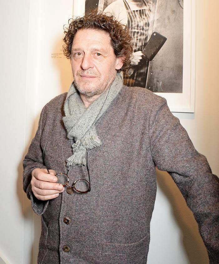 Marco Pierre White Sr. Photo: Getty
