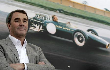 FILE PHOTO - British former Formula 1 driver Nigel Mansell attends the official opening ceremony of the first Lotus car showroom near Bucharest February 24, 2011. REUTERS/Bogdan Cristel